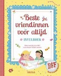 Beste vriendinnen voor altijd Invulboek -invulboek ZNU