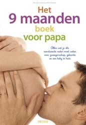 Het 9 maanden boek voor papa -HET ZWANGERSCHAPSBOEK VOOR AAN STAANDE VADERS