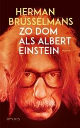 Zo dom als Albert Einstein Brusselmans, Herman