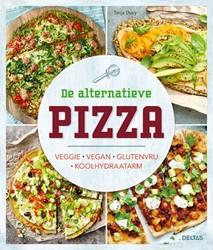 De alternatieve pizza -veggie, vegan, glutenvrij, koo lhydraatarm Dusy, Tanja