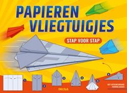 Papieren vliegtuigjes - stap voor stap -Met uitscheurbare vouwblaadjes ZNU
