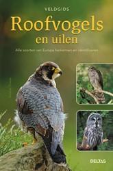 Roofvogels en uilen -Alle soorten van Europa herken nen en identificeren Thiede, Walther