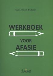 Werkboek voor afasie Howell-Brubaker, Susan