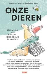 Onze dieren -schrijvers over hun kat, hond, konijn of hagedis