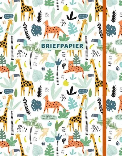 Briefpapier safari