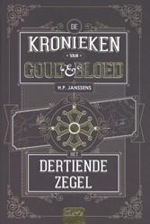 Het Dertiende zegel Janssens, H.P.