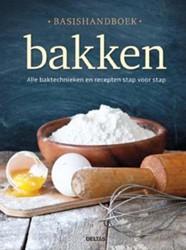 Basishandboek bakken -alle baktechnieken en recepten stap voor stap
