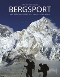 Groot handboek bergsport -van bergwandelen tot expeditie klimmen Richardson, Alun