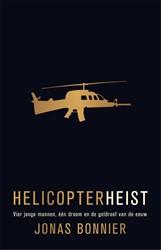 Helicopter Heist Bonnier, Jonas