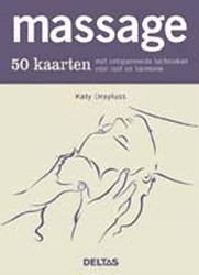 Kaartenset- 50 kaarten- Massage -50 kaarten met ontspannende te chnieken voor rust en harmonie Dreyfuss, K.