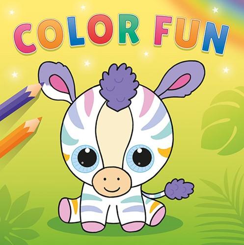 Knuffels Color Fun / Doudou Color Fun ZNU