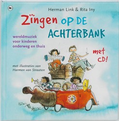 Hardcover bundel inclusief CD en illustr Link, Herman