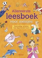 Allereerste leesboek voor meisjes -eenvoudige verhalen voor begin nende lezers