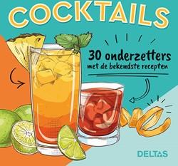 Cocktails 30 onderzetters met de bekends -30 onderzetters met de bekends te recepten ZNU