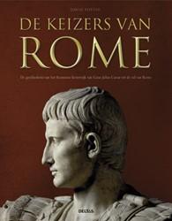 De keizers van Rome -de geschiedenis van het Romein se keizerrijk van Gaius Julius Potter, Davis