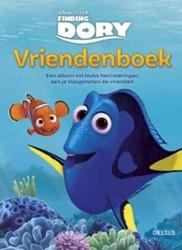 Finding Dory vriendenboek -een album vol leuke herinnerin gen aan je klasgenoten en vrie