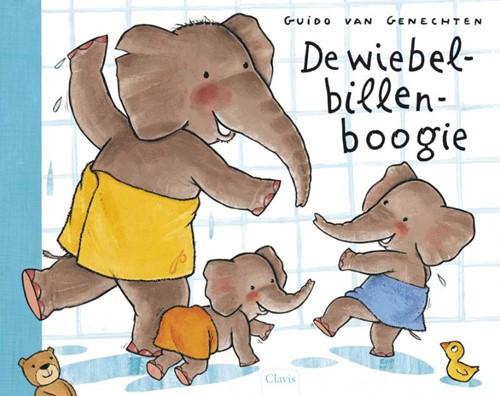 De Wiebelbillenboogie Genechten, Guido Van
