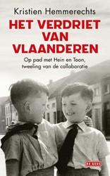 Het verdriet van Vlaanderen -Op pad met Hein en Toon, tweel ing van de collaboratie Hemmerechts, Kristien