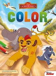 Disney Color The Lion Guard -Uitscheurbare kleurplaten