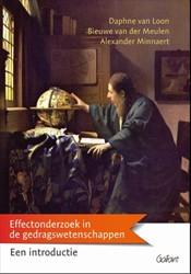 Effectonderzoek in de gedragswetenschapp Loon, Daphne van