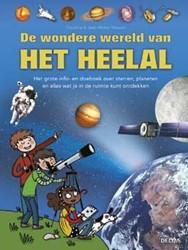De wondere wereld van het heelal -het grote info- en doeboek ove r sterren, planeten en alles w Masson, Claudine