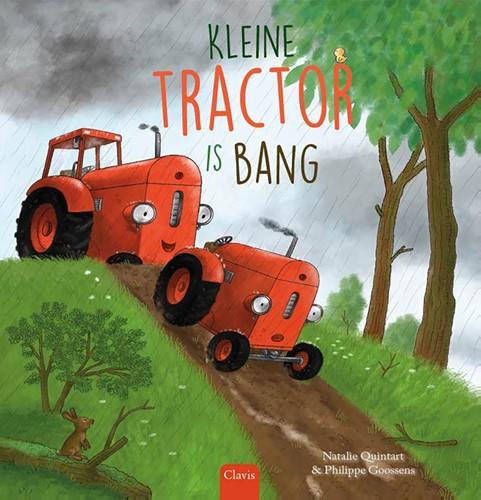 Kleine Tractor is bang Quintart, Natalie