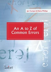 An a to z of common errors -9789044114614-S- Cumps, Jan