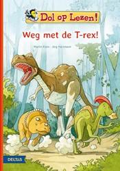 Dol op lezen! Weg met de T-rex! -Vanaf 7 jaar