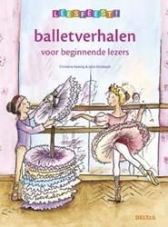 Balletverhalen voor beginnende lezers Koening, Christina