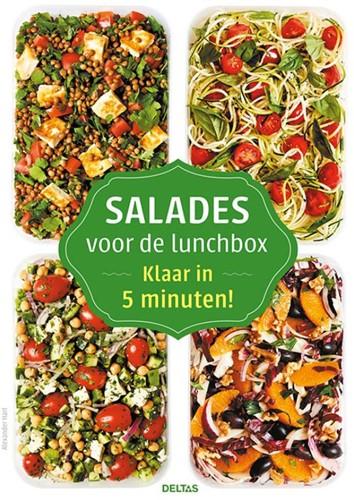 Salades voor de lunchbox - Klaar in 5 mi -Klaar in 5 minuten HART, Alexander
