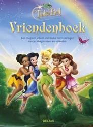 Disney Tinkerbell vriendenboek -een magisch album vol leuke he rinneringen aan je klasgenoten Disney Enterprises