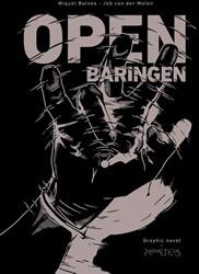 Openbaringen graphic novel Bulnes, Miquel