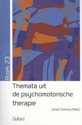 Themata uit de psychomotorische therapie Simons, Johan
