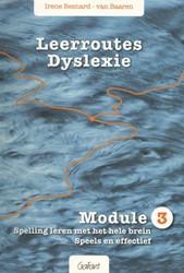 Leerroutes Dyslexie -spelling leren met het hele br EIN Besnard-van Baaren, Irene