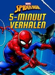 Spider-Man 5-minuutverhalen Marvel