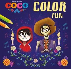 Disney Color Fun Coco -NUR: 023