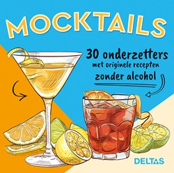 Mocktails 30 onderzetters met originele -30 onderzetters met originele recepten zonder alcohol ZNU