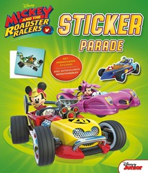 Disney Sticker Parade Mickey and the Roa -NUR: 023