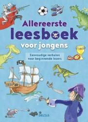 Allereerste leesboek voor jongens -eenvoudige verhalen voor begin nende lezers