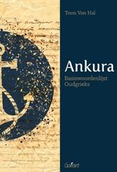 Ankura. Basiswoordenlijst Oudgrieks -basiswoordenlijst Oudgrieks Hal, Toon van