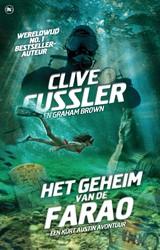 Het geheim van de farao Cussler, Clive