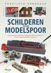 Praktisch handboek schilderen voor model -AAN DE SLAG MET DE AIRBRUSH; G EBOUWEN REALISTISCH WEERGEVEN; Tacke, Berthold