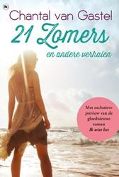 21 Zomers en andere verhalen Gastel, Chantal van
