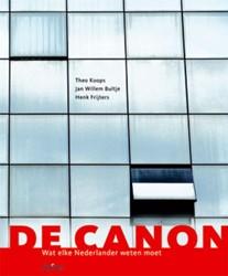 De canon -wat elke Nederlander weten moe t Koops, Th.