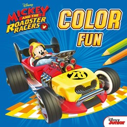 Disney Color Fun Mickey and the Roadster -NUR: 023