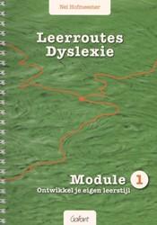 Leerroutes dyslexie -ontwikkel je eigen leerstijl Hofmeester, Nel