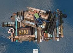 Kiki's wonderlijke wereldreis Koene, Ton