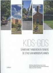 Kids-Gids -samen met kinderen en tieners de stad van morgen plannen Sacre, Hari