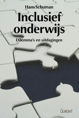 Inclusief onderwijs -dilemma's en uitdagingen Schuman, Hans