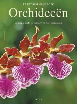 Praktisch handboek orchideeen -de populairste geslachten en h un verzorging Pinkse, Jorn